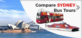 Sydney Hop-on Hop-off City Sightseeing Bus / Boat Tours