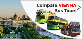 Vienna Hop-on Hop-off City Sightseeing Bus / Boat Tours