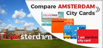 I Amsterdam City Card Vs Holland Pass