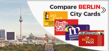 Berlin Pass vs Welcome Card