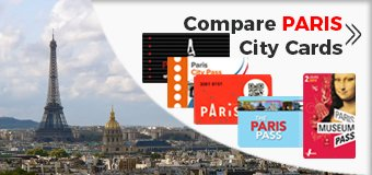 paris passes comparison