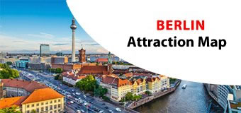 Berlin Attractions Map