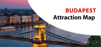 Budapest Attractions Map