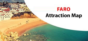 Faro Attractions Map