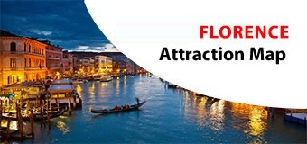 Florence Attractions Map