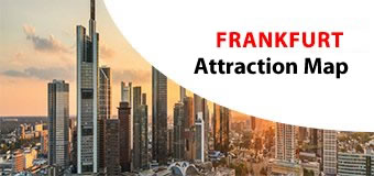 Frankfurt Attractions Map