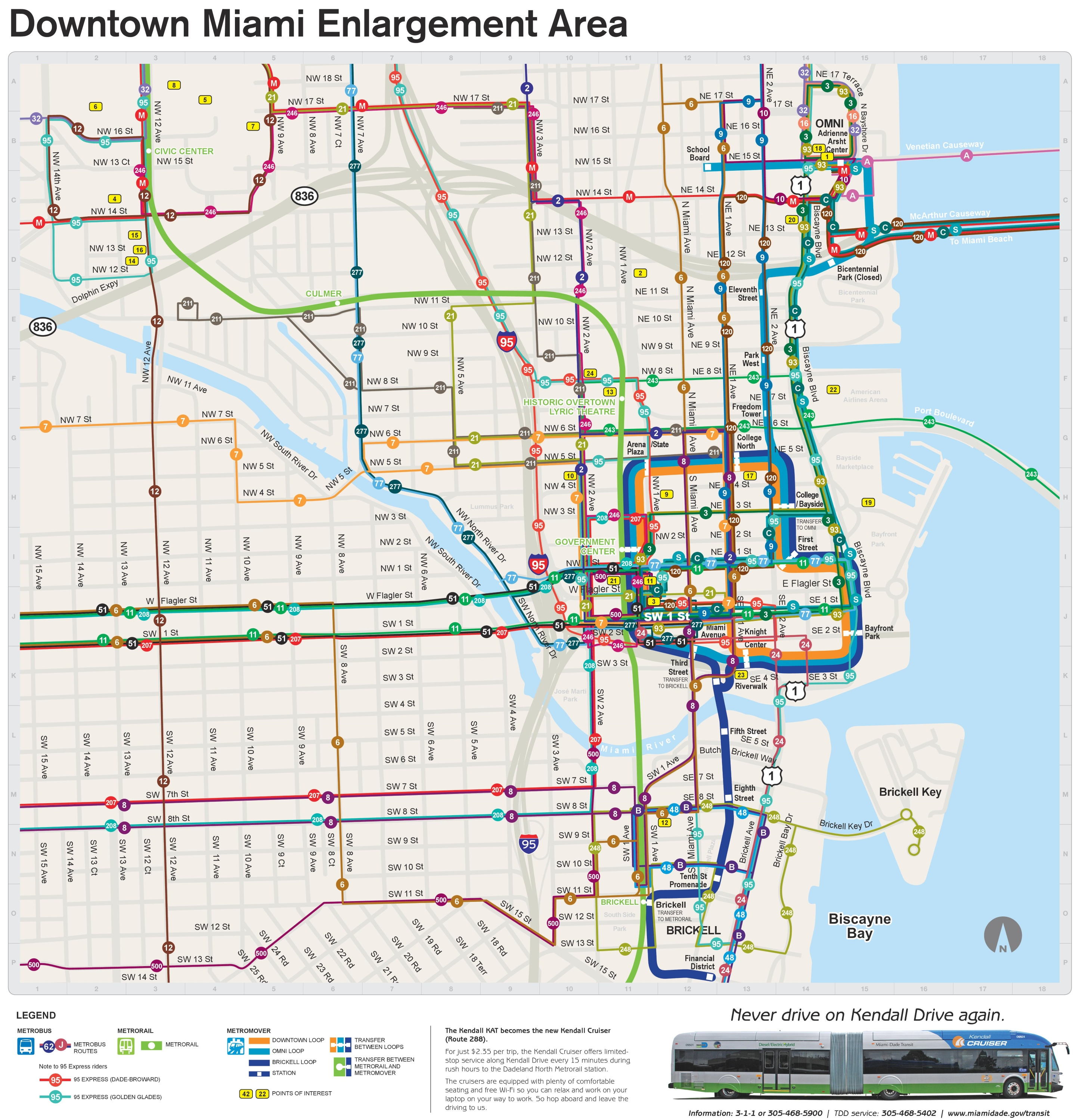 miami hop on hop off | bus route map | combo deals 2020