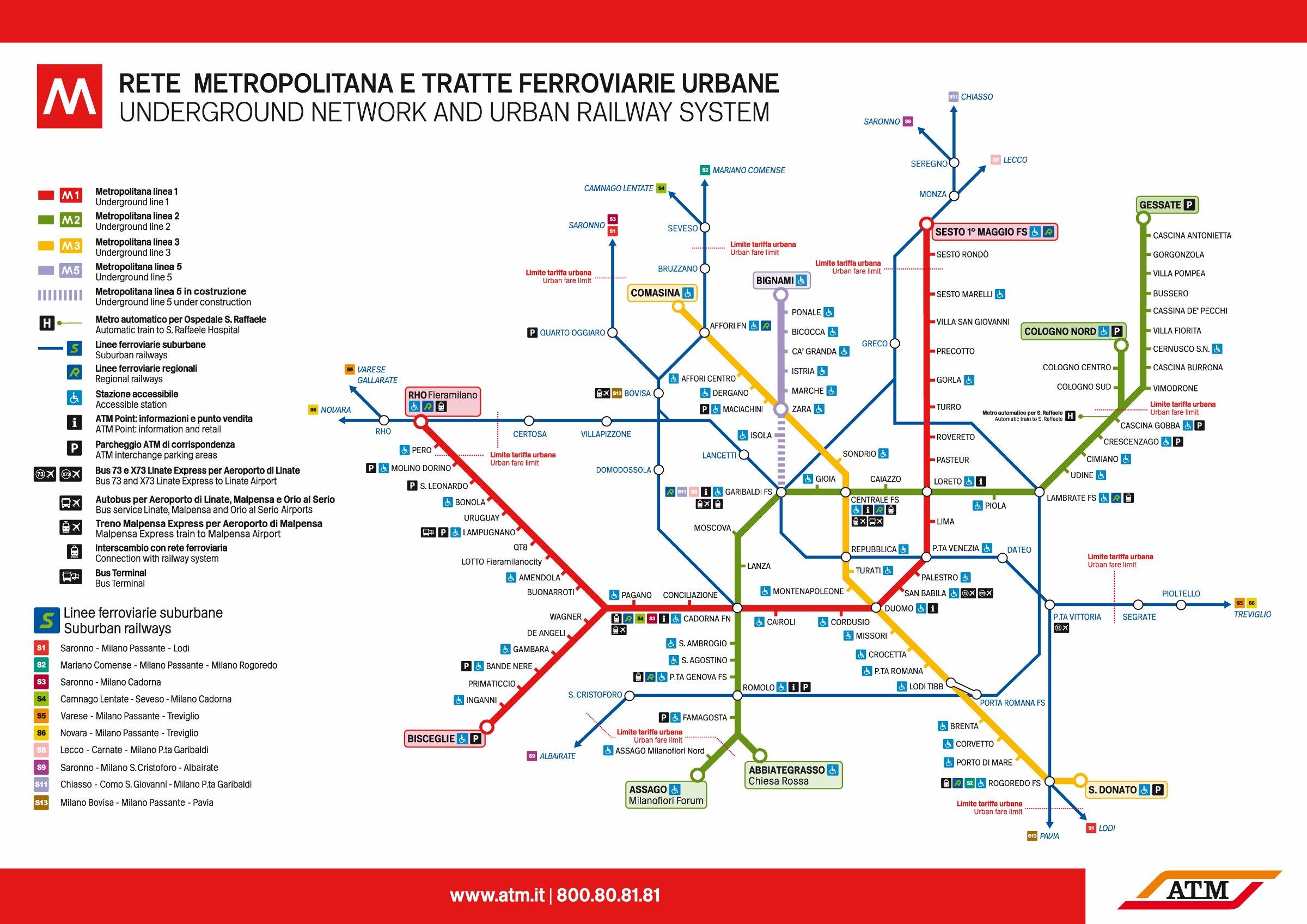 Milan Attractions Map PDF   FREE Printable Tourist Map Milan