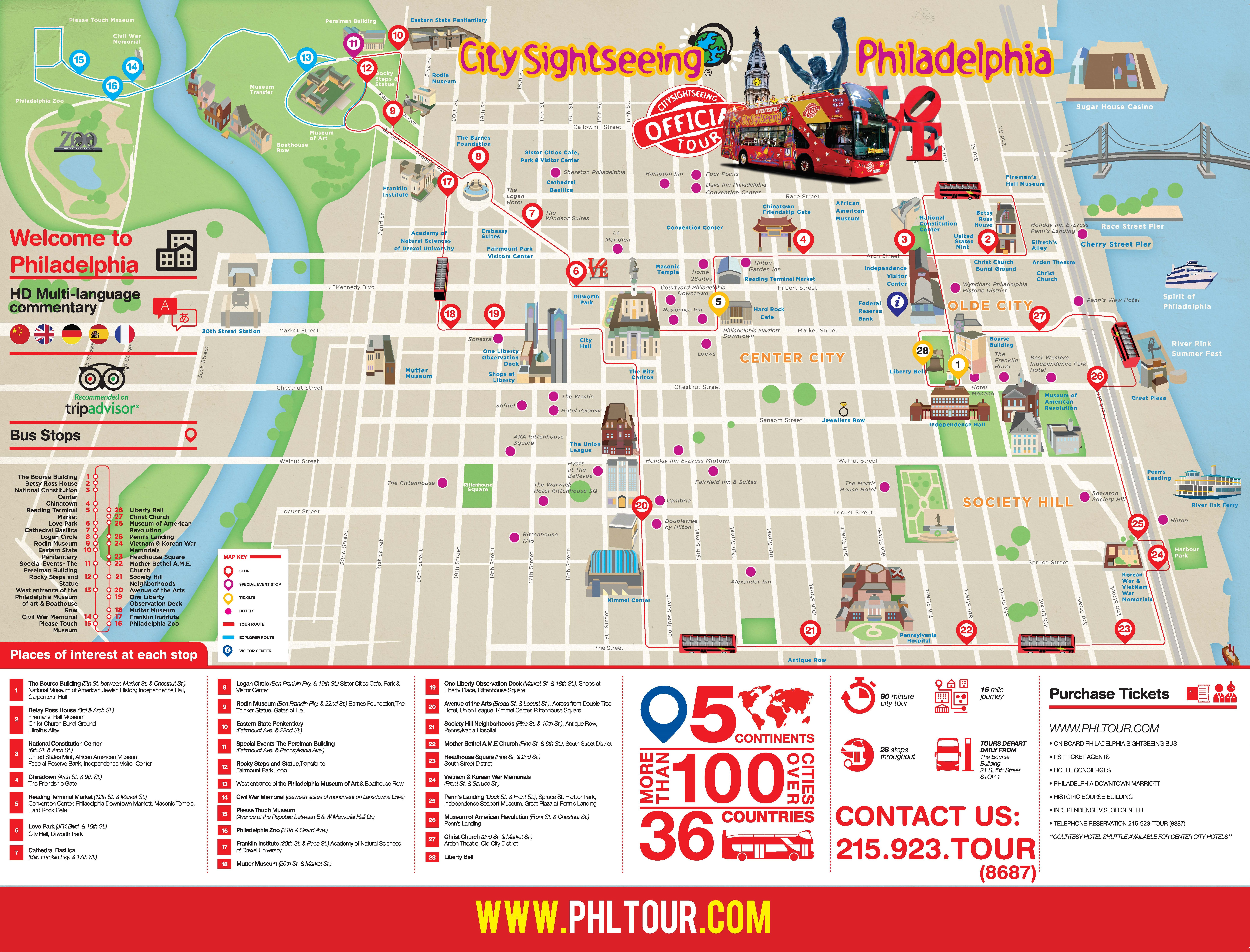 It is an image of Printable Map of Philadelphia with location