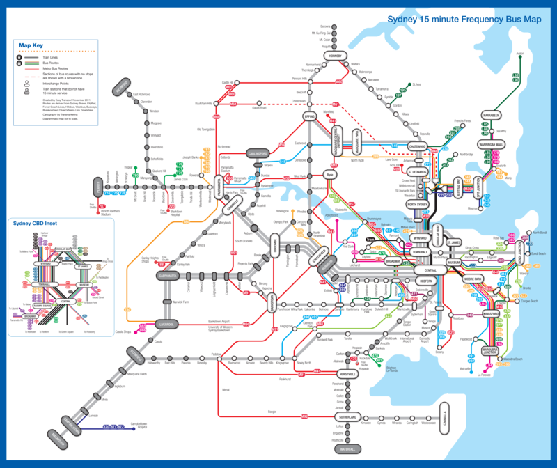 Sydney Attractions Map PDF - FREE Printable Tourist Map Sydney ...
