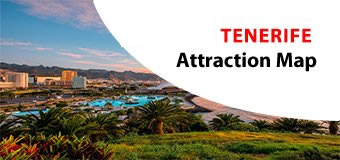 Tenerife Attractions Map