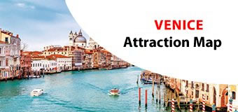 Venice Attractions Map