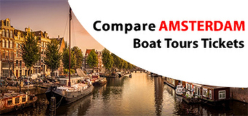 AMSTERDAM Cruise Tours Tickets