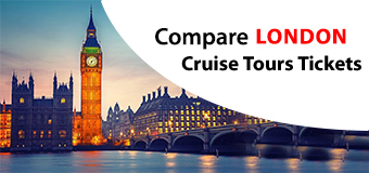 LONDON Cruise Tours Tickets