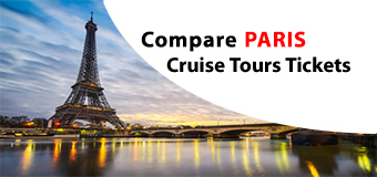 PARIS Cruise Tours Tickets