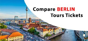 Best Berlin Attractions, Tours Skip-line Tickets