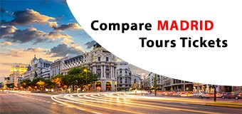 MADRID Attractions & Tours Tickets