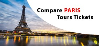 PARIS Attractions & Tours Tickets