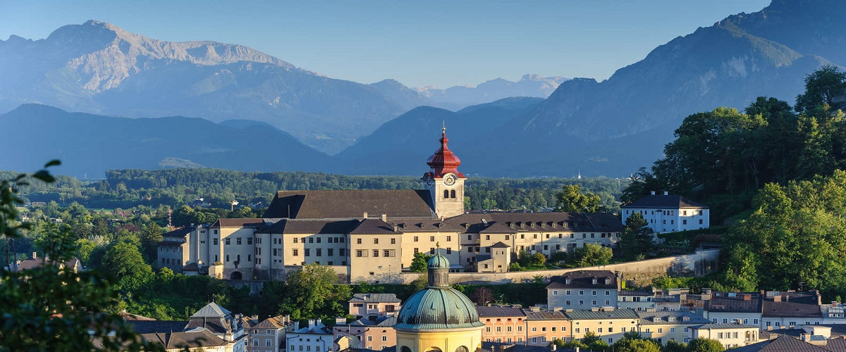 Sound of Movies: Musical Tour to Salzburg from Vienna