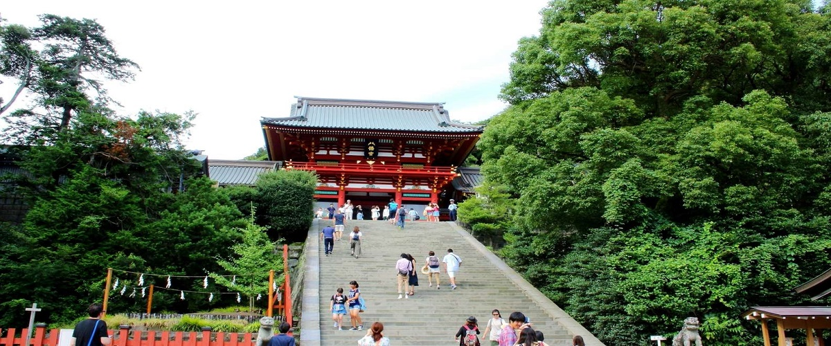 1-Day Kamakura Private Custom Tour from Tokyo by Chartered Vehicle
