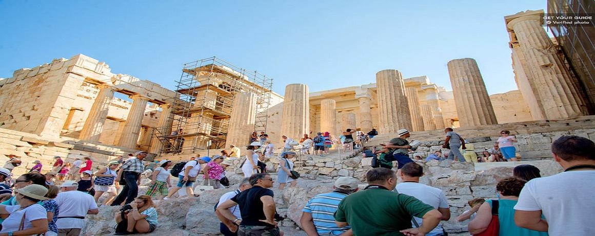athens. 'day trip to 'Acropolis