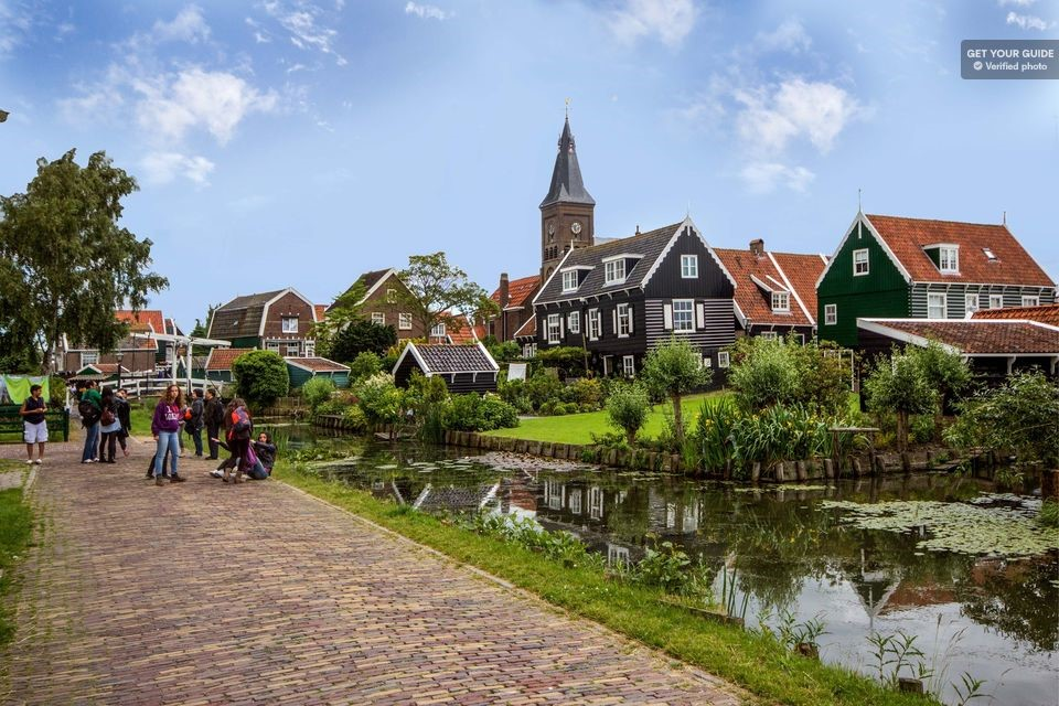 Amsterdam day trip to Marken