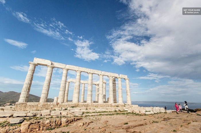 Athens day trip to Cape Sounion