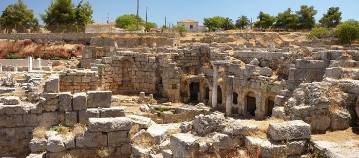 Athens day trip to Corinth