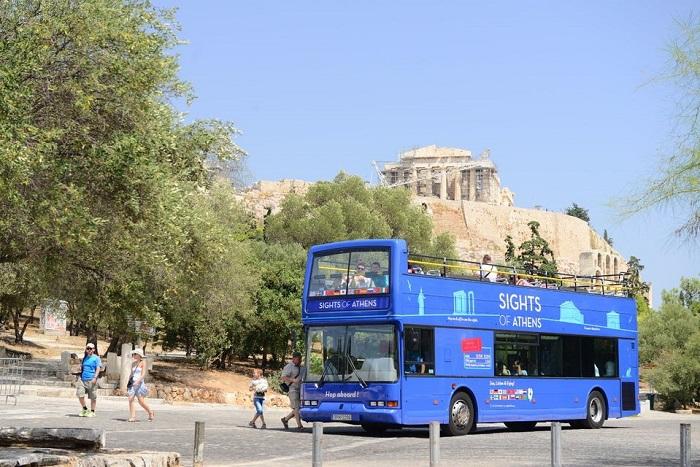 Athens day trip to Vouliagmeni, Apollo Coast