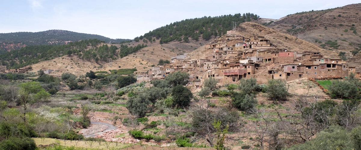 Atlas Mountains and Four Valleys Trip