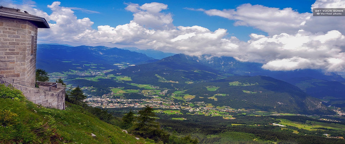 munich. 'day trip to 'Berchtesgaden and Eagle's Nest