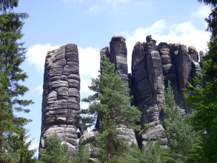 Berlin day trip to Saxon Switzerland National Park