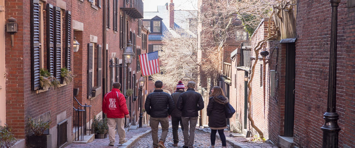 Boston: North End to the Freedom Trail - Food & History Tour (Small Group