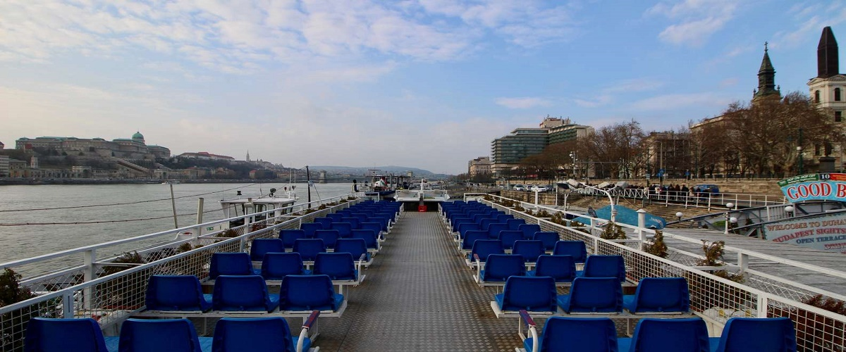 Budapest Night Cruise Down the Danube River