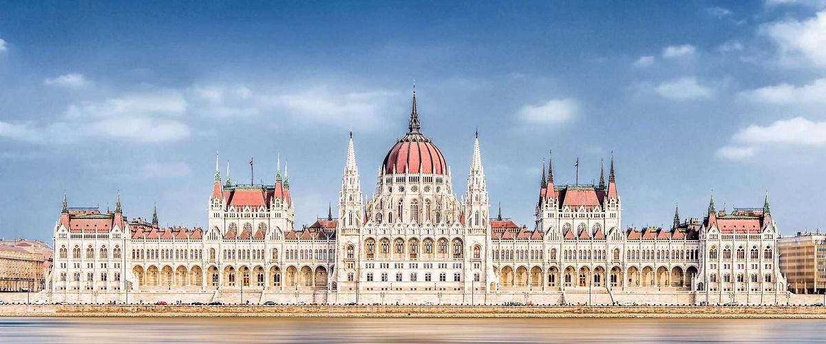 Budapest Parliament Guided Tour