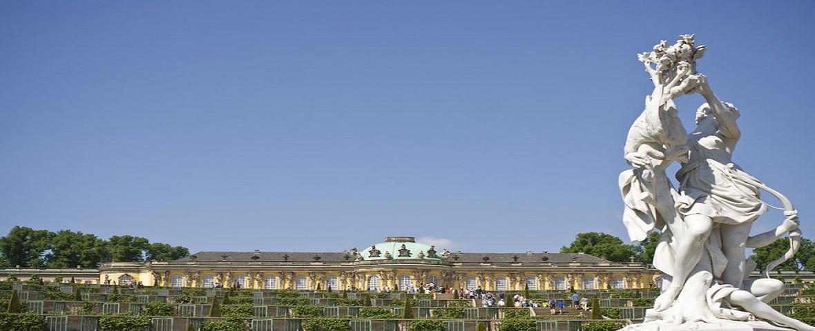 berlin. 'day trip to 'Cecilienhof Potsdam