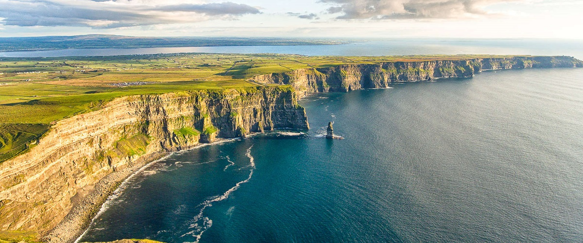 Cliffs of Moher, Wild Atlantic Way and Galway tour from Dublin