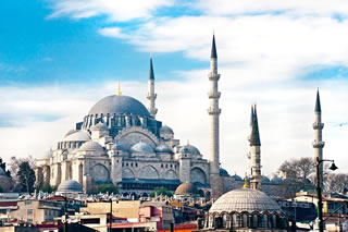 Eyup, Pierre Loti Hill, and Kariye Museum: Guided Day Tour from Istanbul