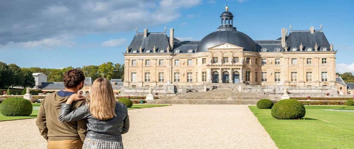 paris. 'day trip to 'Fountainebleu de Chateau