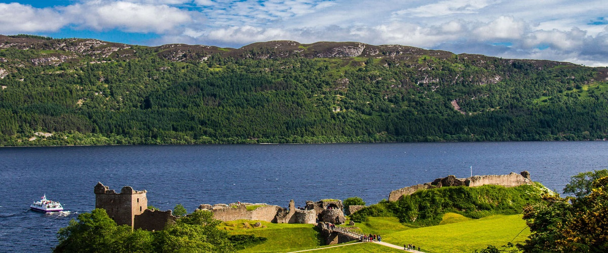 From Glasgow: Loch Ness, Glencoe & Highlands Tour