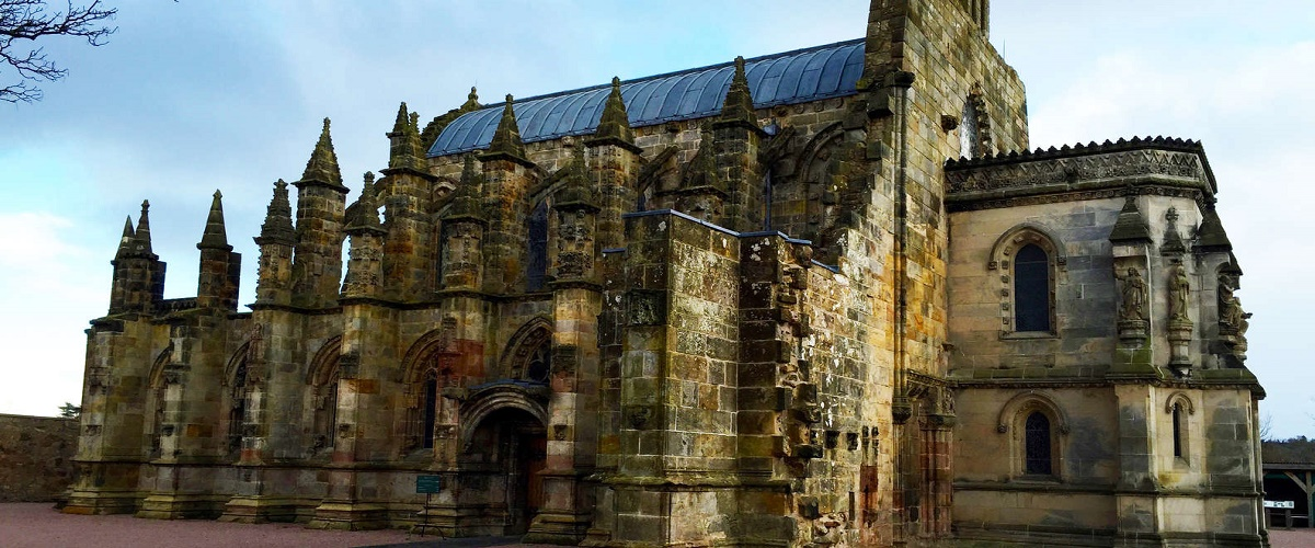 From Glasgow: Rosslyn and Edinburgh tour