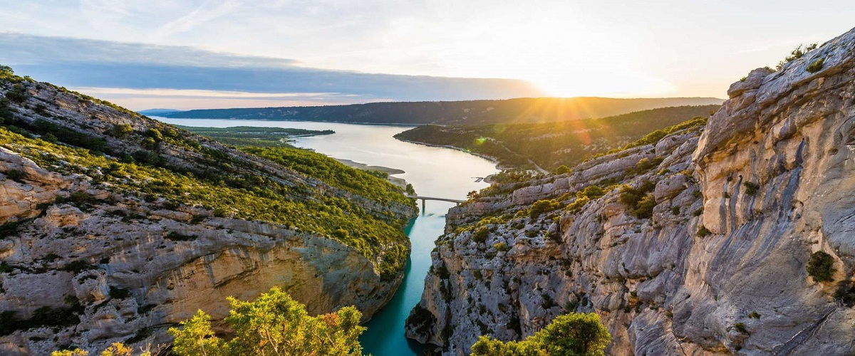 From Nice: Tour of Verdon Gorge and its Surroundings