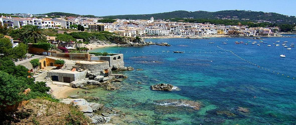 barcelona. 'day trip to 'Girona