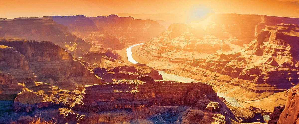 Grand Canyon West Sunset Tour from Las Vegas