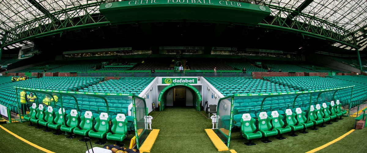 Guided Celtic Park Stadium Tour