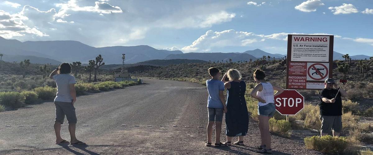 Las Vegas: Area 51 Day Tour