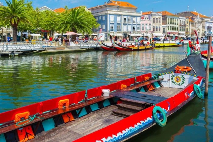 Lisbon day trip to Aveiro