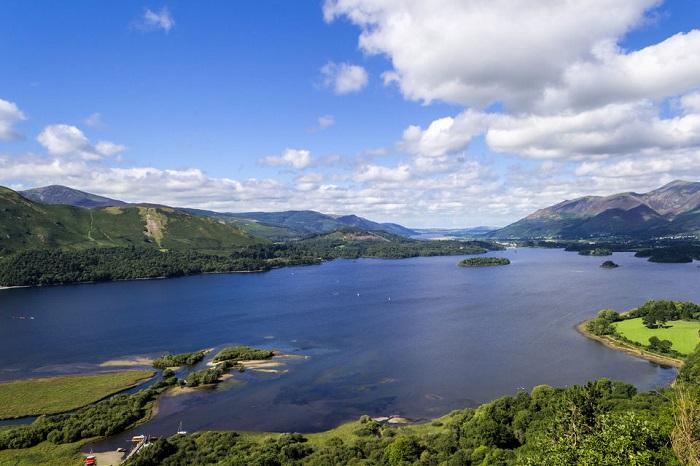 London day trip to Lake District