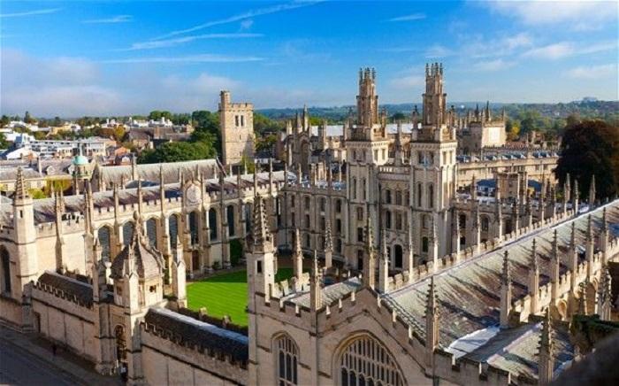 London day trip to Oxford
