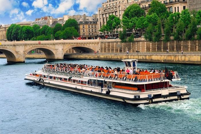 London day trip to Paris
